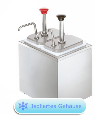 2er Serving Station isoliert